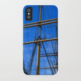 An Ordered Chaos iPhone Case