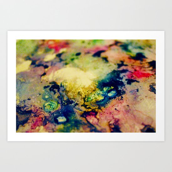 What You Know Art Print