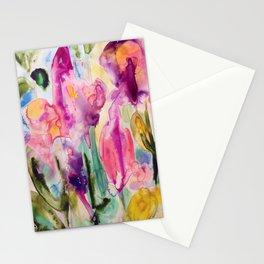 garden fantasy Stationery Cards