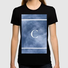 C in the clouds T-shirt