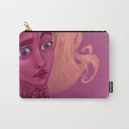 Redraw Girl Carry-All Pouch