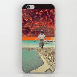 Beautiful Way iPhone Skin