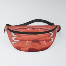 Red Sneaker Fanny Pack