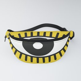 Opened Eye Fanny Pack