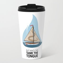 #5 Who Can Tame the Tongue Travel Mug