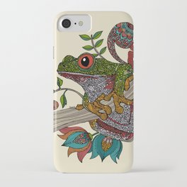 Phileus Frog iPhone Case