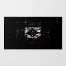 Fragments Canvas Print