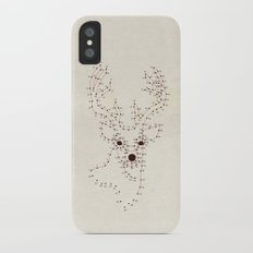 Connect the Dots Slim Case iPhone X