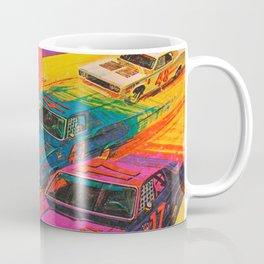 Vintage 1972 Race Poster Coffee Mug
