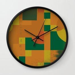 Nostalgic Garbageman Wall Clock