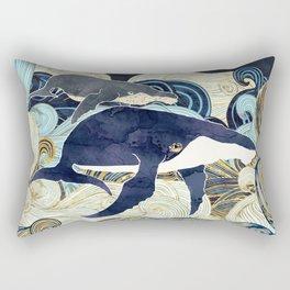 Bond IV Rectangular Pillow