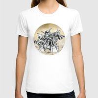 transformer T-shirts featuring Transformer by Dave Houldershaw
