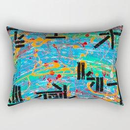 Time Swirl Rectangular Pillow