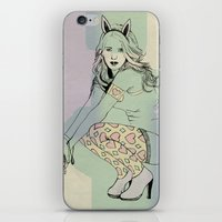 easter iPhone & iPod Skins featuring Easter by Kris Efe