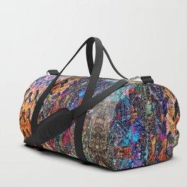 Colored Links Duffle Bag