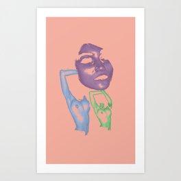 Danae DiGiulio Art Print