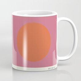 Orange in the right spot Coffee Mug