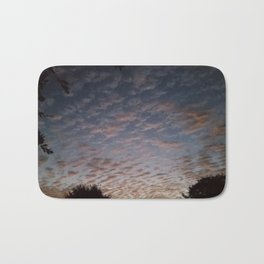 Texas Hill Country Sky - Sunrise 8 Bath Mat