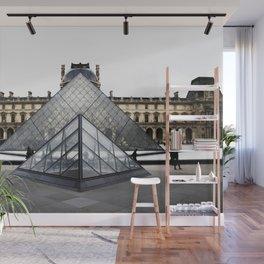 Louvre Wall Mural