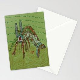 Mantis Shrimp Stationery Cards