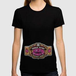 krang championship wrestling  T-shirt