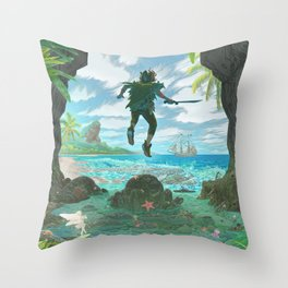 Pan - Classic Edition Throw Pillow