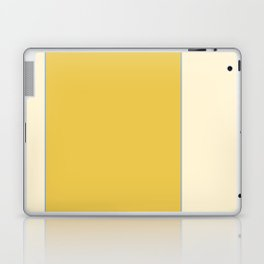 Warm Sunlight Color Block Laptop & iPad Skin