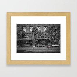 Ground Photographer Framed Art Print