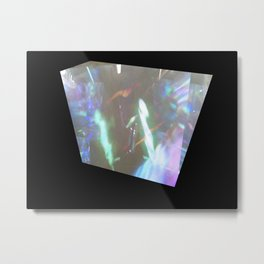 dimension Metal Print