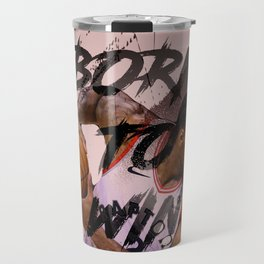 basketball player Travel Mug