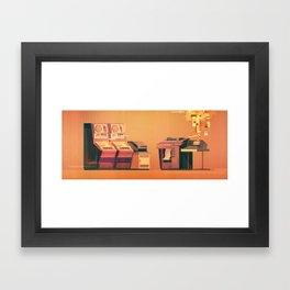 Computer No.3 Framed Art Print