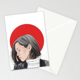 mizuhara pt.3 Stationery Cards