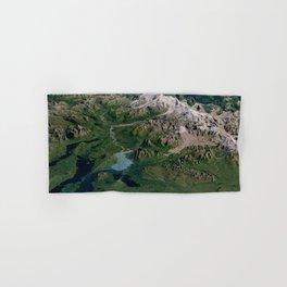 Katmai National Park, Alaska Hand & Bath Towel