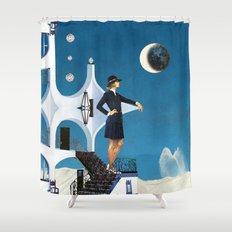 Architecton Shower Curtain