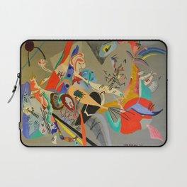 Kandinsky Composition Study Laptop Sleeve