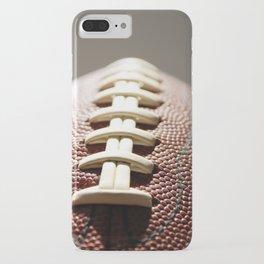 Football Season, American Sports, Pigskin iPhone Case