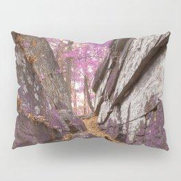Gettysburg Grotto - Lavender Fantasy Pillow Sham