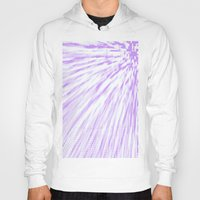 lavender Hoodies featuring Lavender. by SimplyChic