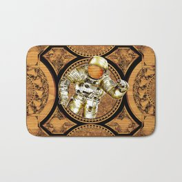 Reaching The Stars, Nasa Astronaut on Space Bath Mat