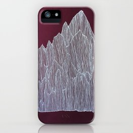 Rising Up iPhone Case