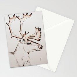 Reindeer   Julius Stationery Cards