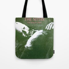 The Siths The King is Dead Tote Bag
