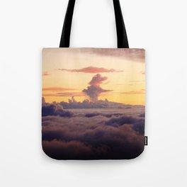 HALEAKALA'S CLOUDS Tote Bag