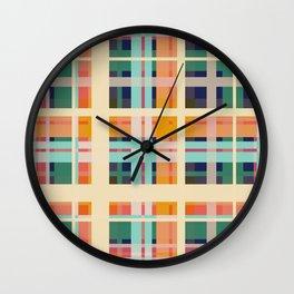 Geometric Shape 12 Wall Clock
