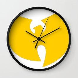 Clan Wall Clock