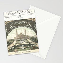 Paris Postcard #2 by Murray Bolesta Stationery Cards