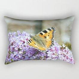 Butterfly IX Rectangular Pillow