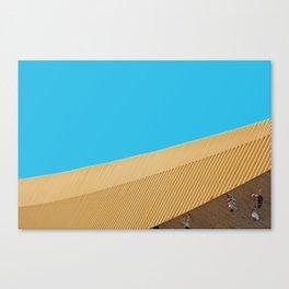 Skymetric • 2 Canvas Print