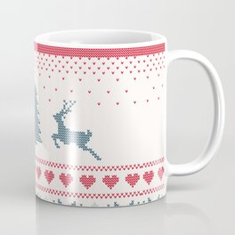 Winter Sweater Coffee Mug