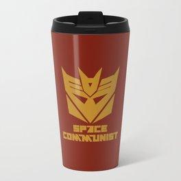 Space Communist Metal Travel Mug